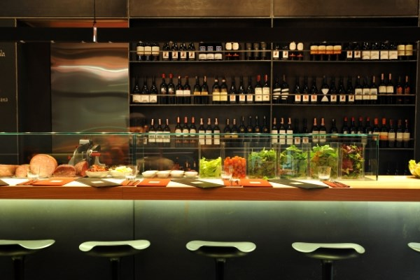 Obika Restaurant London