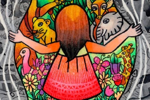 International Children's Painting Competition Winner