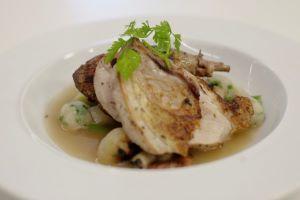 Gluten Free Braised Pheasant