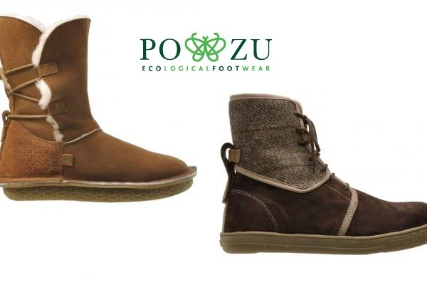 Po-Zu Boots Are Made For Walking