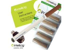 Intellicig - A Revolution for Smokers