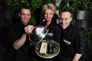 A New Gourmet Garden - Taste of London 2011