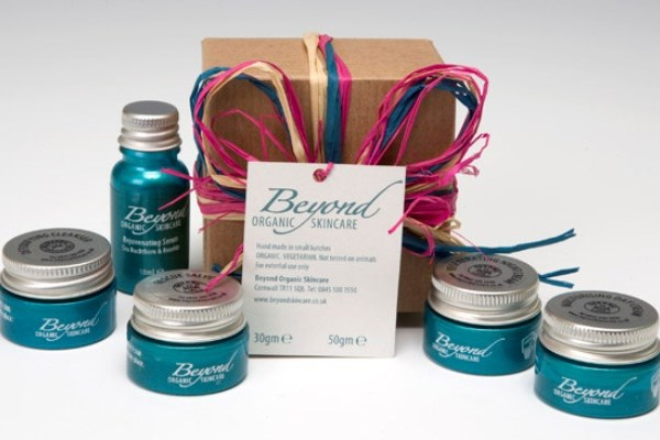 Care For Your Skin The Way Nature Intended with Beyond Organic Skincare