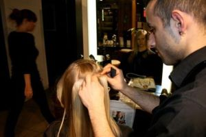 Rapture Hair Extensions at Gina Conway