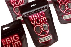 Win A Case of The Big Yum Chocolate Swerves