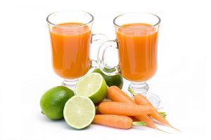 Tropical Sun - Caribbean Carrot Cooler