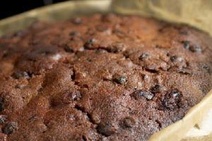 Tropical Sun - Jamaican Chocolate Cake