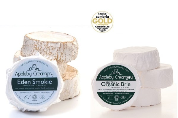 Appleby Creamery - Championing A Tradition Of Cumbrian Artisan Cheese