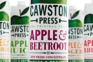 Apple and Beetroot Joins Cawston's Delicious Range