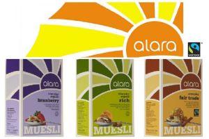 Alara's Muesli Wakes Up The Day
