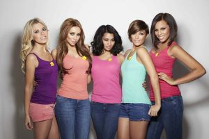 The Saturdays Give Marie Curie Their Number 1 Spot