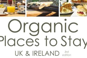 Organic Places To Stay – Uk and Ireland by Linda Moss