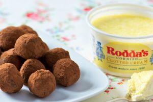 Cornish Clotted Cream Truffles