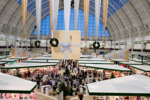 The Spirit of Christmas Fair in association with House & Garden returns to London for 2013