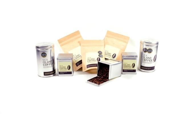 Win a Tin of Sea Island Coffee's Jamaica Blue Mountain RSW Estate Peaberry Coffee