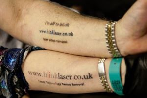 A Tattoo is for Christmas Not Just for Life at Blink