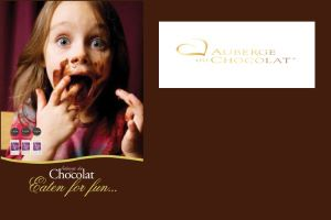 Win a Day for Two at Auberge du Chocolat's Extravaganza Workshop worth £100