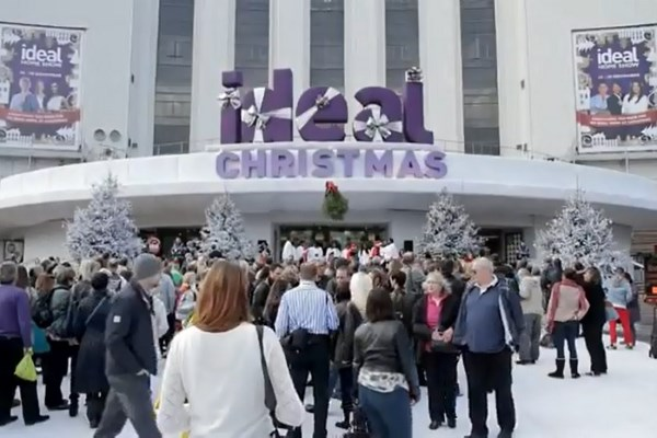 The Ideal Home Show at Christmas is Back at Earls Court for 2013