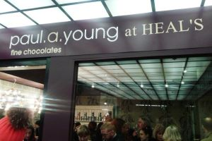 paul.a.young at Heal's on the Tottenham Court Road