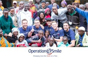 The Overtones announce Christmas single in aid of Operation Smile Rwanda Appeal