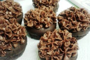 Bake Gluten-Free at Home with Helen's Chocolate Cupcake Mix