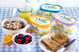 Spread a Little Goodness on Your Bread with Clover