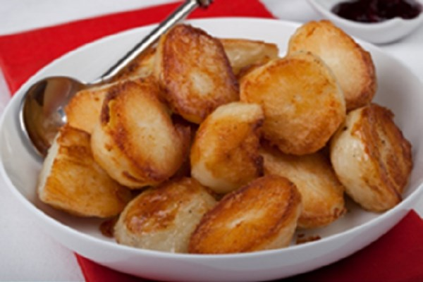 The Secret to the Perfect Roast Potato
