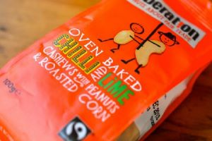 Let's Start a Liberation with New Fairtrade Nuts