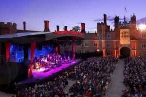 Artisits Line-Up Confirmed for Hampton Court Palace Festival 2014
