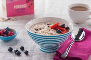 Win PERK!ER's Nutritious and Delicious Range of PERK!ER Porridges and Recipe Cards