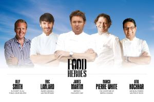 Britannia Waives the Rules by Bringing Together the Brightest Stars in British Cooking