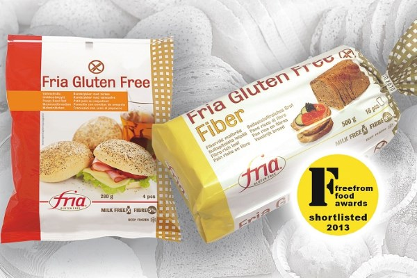 Fria Celebrates Third Year at The Allergy & Free From Show at Olympia 2013