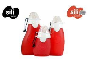 Safe and Reusable Food Pouches from The Sili Company