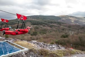 Thrills All the Way with Zip World Penrhyn and the Tree Top Adventure in Snowdonia