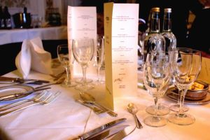 Gourmet Gluten-Free Dining with CELIA at the Luton Hoo Hotel, Golf and Spa