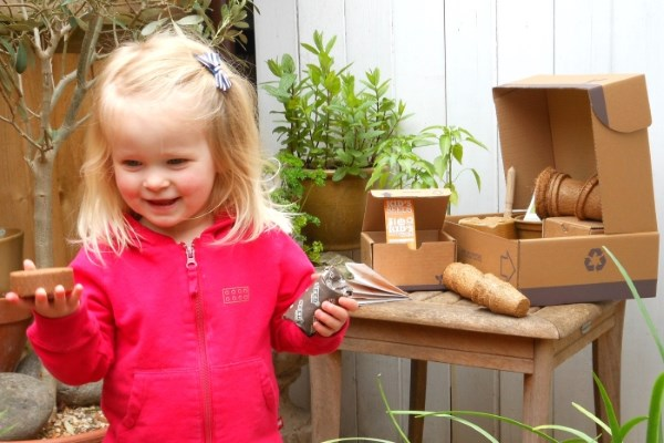 Get Growing Your Own This Spring with Seed Pantry
