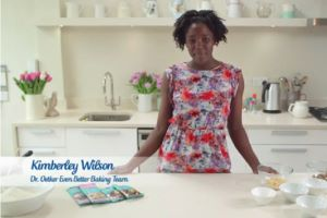 Triple Chocolate and Ginger Hot Cross Chelsea Buns with Dr Oetker & Kimberley Wilson