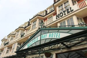 A 100 Years of History in Cliftonville at The Walpole Bay Hotel
