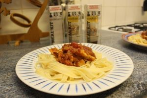 Chicken Arrabiata Made Easy with Cooks & Co