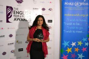 Ayurveda Pura London wins the National Spa of the Year 2013 Award
