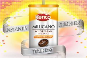 Kenco Millicano and the Sunlight Blend