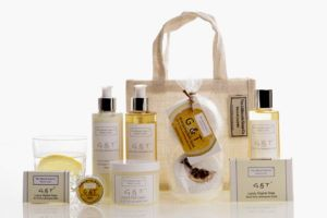 G&T Natural Toiletries and Home Fragrance Range from The Littlecote Soap Company