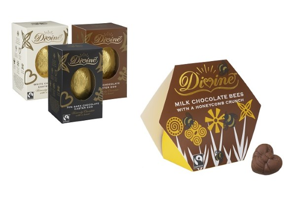 Win a Luxury Box of Divine Chocolate Treats