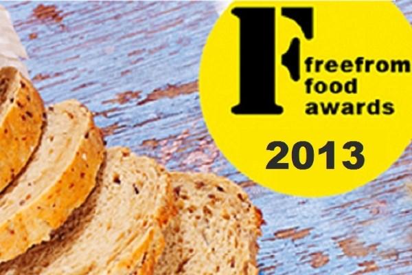 2013 FreeFrom Food Awards Shortlist