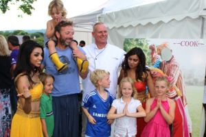 The Oxted Food & Drink Festival Launches in Master Park