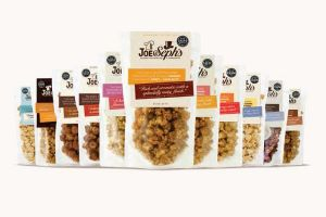 Pick of the Day: Joe & Seph's Chef-Made All Natural Gourmet Popcorn in 34 Unique Flavours