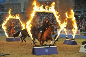Spectacular Line Up Announced for Olympia, The International Horse Show 2014