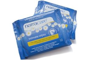 Organic Seal of Approval for Natracare Wipes