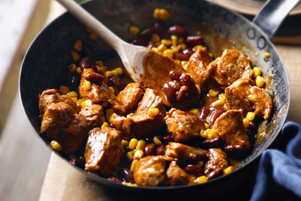 Mexican Chipotle Pork - Meals in Minutes with Waitrose