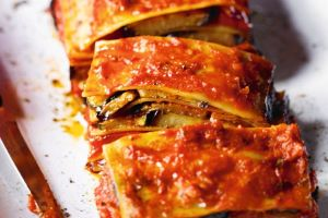 Vegetable Lasagne Loaf - Meals in Minutes with Waitrose